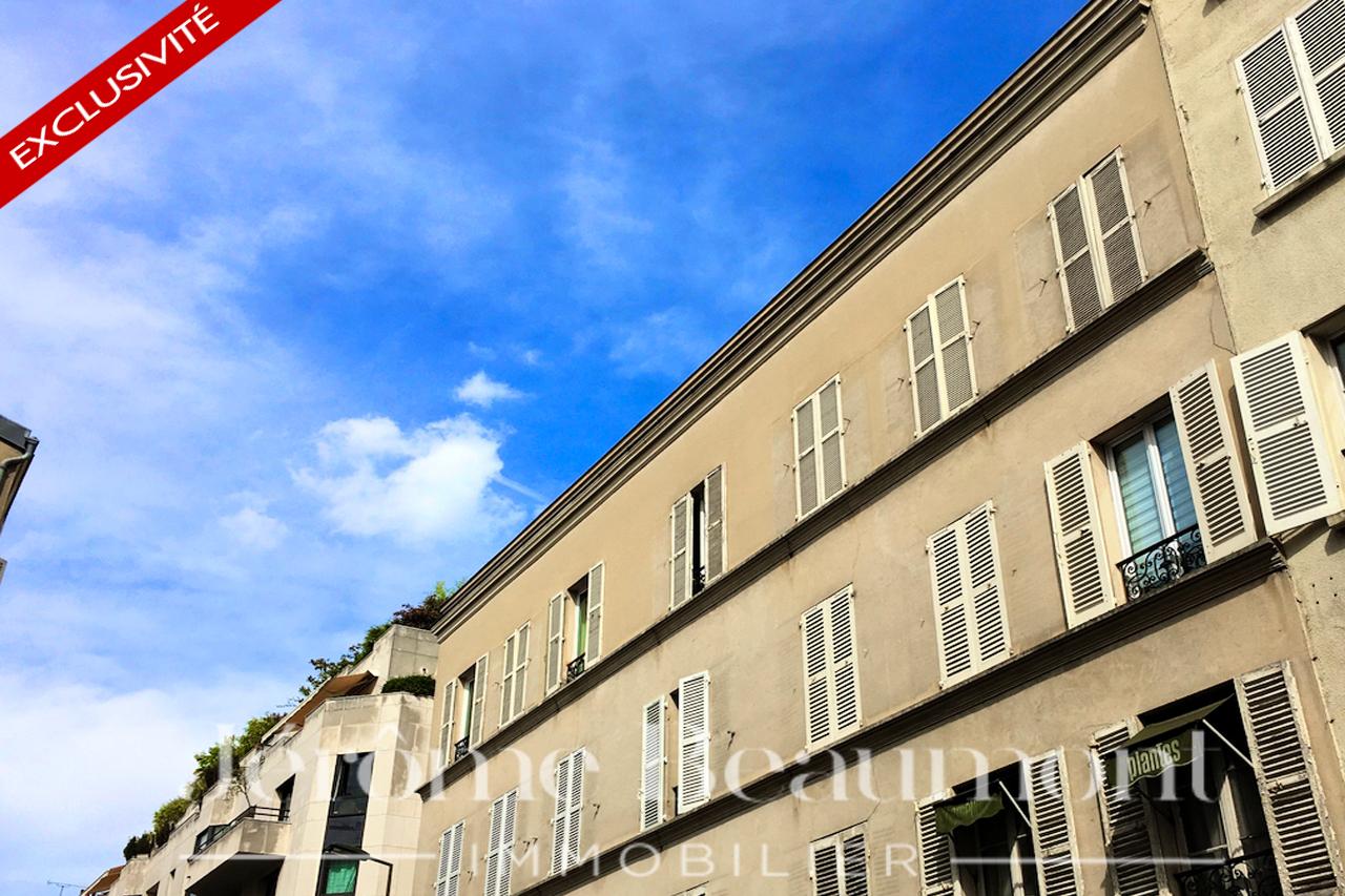 VENDU 2 Pièces Boulogne-Billancourt