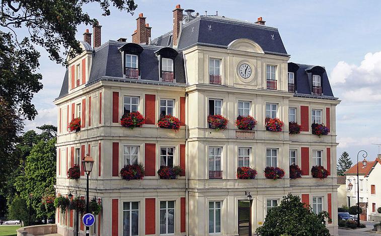 Mairie de domont j r me beaumont immobilier for Achat maison ecouen