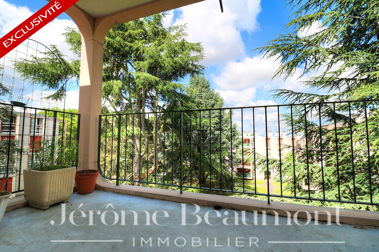 Balcon j r me beaumont immobilier for Achat maison ecouen
